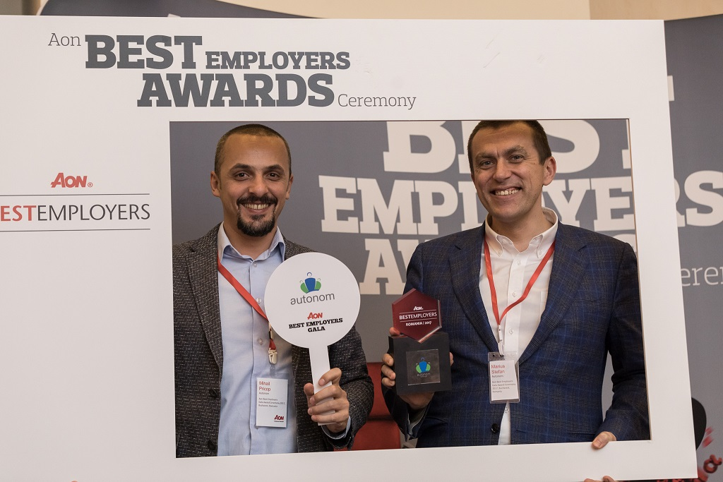 Best employer Autonom